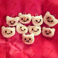 Finn The Human Necklace Charms - NOW FOR SALE by FaithWalkers