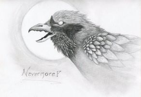Quoth the Raven Nevermore... by EsotericNightWalker