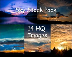 Sky Stock Pack [premium] by Aenea-Jones