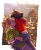 Valentine: From Florence, with Love... by Fidi-s-Art