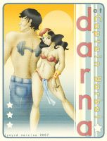 Darna, Barbell, Summer by blue-fusion