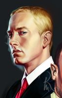 EMINEM WIP by Rembrush