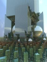 The Dimex Sun Tower by CO99A5