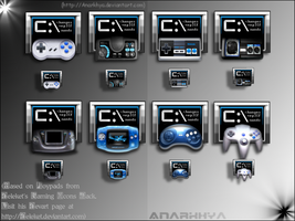 GoodTools Icon Pack by Anarkhya