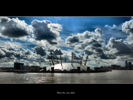 Millenium Dome by tezzan