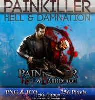 Painkiller Hell and Damnation - Icon by cKL-Design