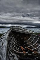 Old Boat by Croc-blanc