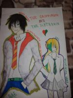 The griffindor and the slytherin by BAStheVAMPIRE