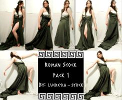 roman stock pack 1 by lucretia-stock