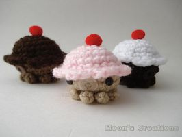 Cupcake Octopus by MoonYen