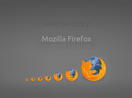 Firefox elementary icon by Seahorsepip