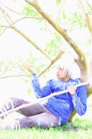 A Touch of Snow- Jack Frost by Awesome-Vivi