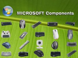 Microsoft Components by kokej69