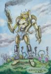 Beast Wars - Cheetor by MaryDec