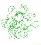 Pretty Soldier Sailor Jupiter by Psyconorikan