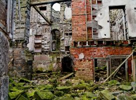 Derelict by DundeePhotographics