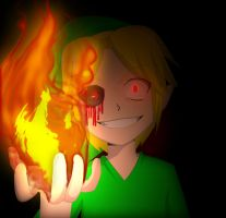 Ben Drowned by ZenAiZunomichi