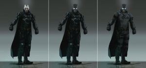 Batman Redesign by bradwright