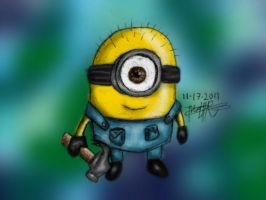 The MINION by Shawneigh