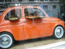 Car Oven by betterwatchit