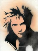 Cloud-Advent Children Stencil by D-Pepper