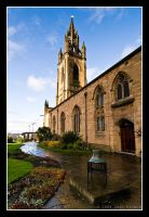 'The Sailors' Church 62-129 by lomoboy