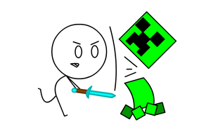 Creeper Cut by Mrgw-productions