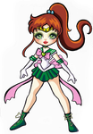 Sailor Jupiter cutee by ma-petite-poupee