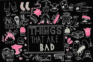 Bad Things by alysha-dawn