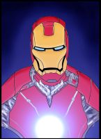 Iron man returns!! by oreckk