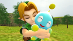Chao! by roaxes