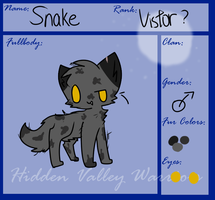 *Snake* by qoaties