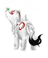 Okami: Just Ammy by Carro-chan