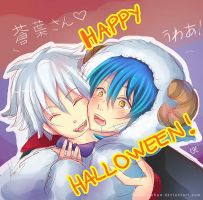 -- DMMD : Happy Halloween! -- by Kurama-chan