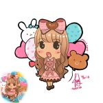 Line Play - Melly Love by Kirara-CecilVenes
