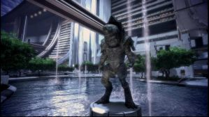 Mass Effect 3 Citadel Krogan Dreamscene by droot1986