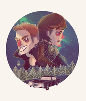 Supernatural by Jimmy-ilustra