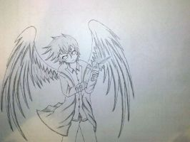 Black Angel by iloveanime19514425