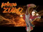 Zuko Desktop by Depsycho