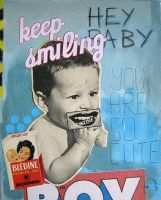 Keep Smiling by aureliemonjarde