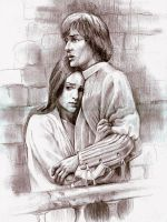 He says goodbye to it by Shatiloff