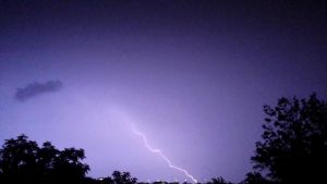 July 8th 2014 Thunderstorm [3-5] by LordFrankeh