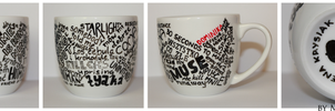 Bands Mug by mmkrys