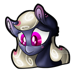 MLP: OC: Love Dove: Headshot by Mychelle