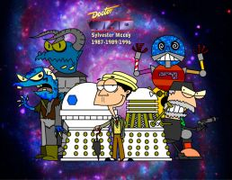 Doctor Who 1987-1989 by Moon-manUnit-42