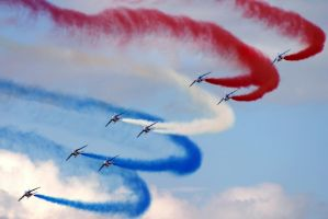 Patrouille de France Display.. by Alexgeorge14