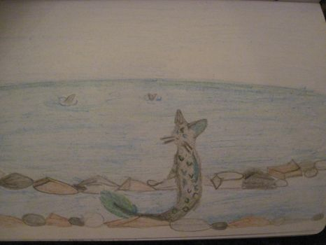 The Sea and me by 8lifflefoot