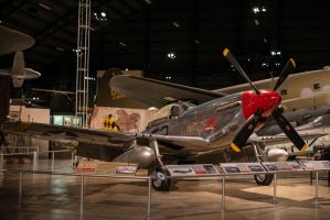 P51 Mustang by PLutonius