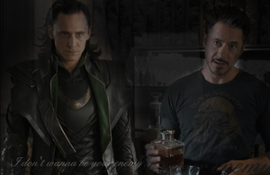 FrostIron - I don't wanna be your enemy by Cat-Natty