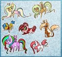 PonyAdopts_CLOSED by LilLoate